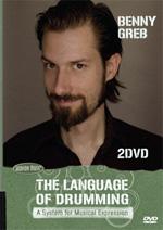 Benny Greb The language of drumming