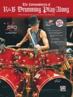 Zoro: The Commandments of R&B Drumming Play-Along