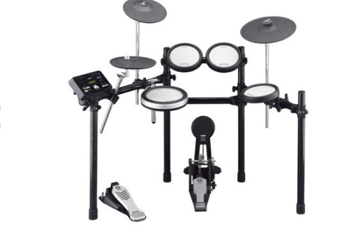 Yamaha announces DTX502 Series electronic drum kits